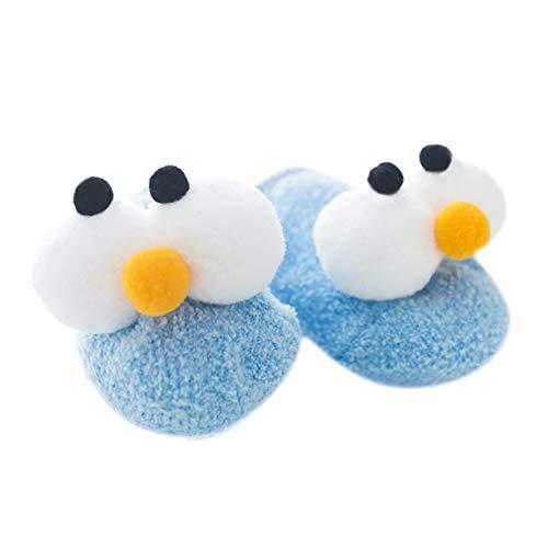 b75436fac83c0 Chaussettes épaisses douces et douces pour bébé chaud Chaussettes de  chaussons moelleuses pour bébé