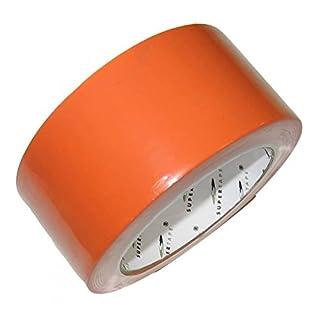 Sudembal SU001Gebäude-Klebeband, PVC, 50m x 33mm, Orange