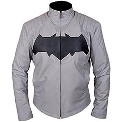 Chaqueta de Cuero hombre Batman Dawn Of Justice - 5XL