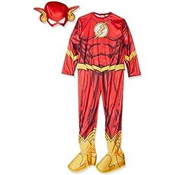 Rubie's - Disfraz Marvel The Avengers El Flash para niños de 3 - 4 años (881369_S)