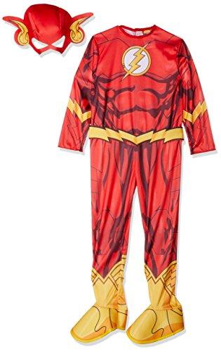 Rubie s it881369-s–Flash Deluxe Kostüm, mit Muskeln, Größe ()