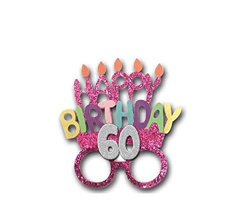 Gafas Party accesorios idea regalo cumpleaños genérico