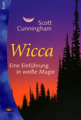 Buchseite und Rezensionen zu 'Wicca - Eine Einführung in weisse Magie' von Scott Cunningham
