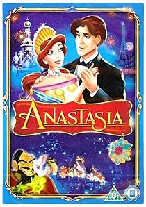 Preisvergleich Produktbild Anastasia - Dvd [UK Import]