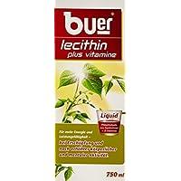 Buer Lecithin Plus Vitamine Liquid, 750ml preisvergleich bei billige-tabletten.eu