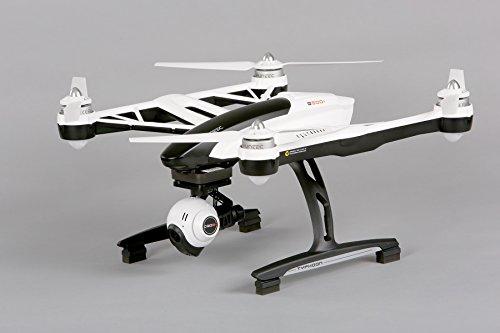 YUNEEC Q500 Typhoon Multicopter mit 12 Megapixel bzw. 1080p/60fps Full HD Kamera, mit 3-Achsen Brushless Gimbal, SteadyGrip und ST10 Fernsteuerungssystem - 3