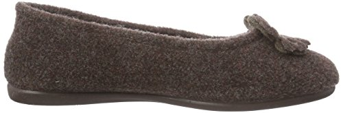 Gabor Home 38001009S marron, Chaussons Bas Femme Marron (marron)