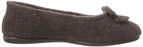 Gabor Home - 38001009s Marron, Pantofole Donna Marrone (Marrone (Marron))