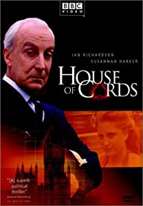 House of Cards Trilogy 1: House of Cards [DVD] [1990] [Region 1] [US Import] [NTSC]
