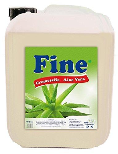 Fine Cremeseife 10Liter Aloe Vera