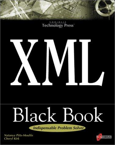 XML BLACK BOOK par William W. Kelly