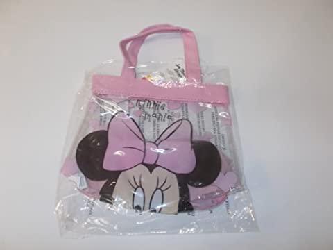 Sambro Minnie Mouse See Through Shopping Bag