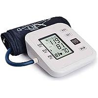 XUEYAYI Brazo Superior LCD Monitor de presión Arterial Digital Medidor Irregular de latidos cardíacos Detector