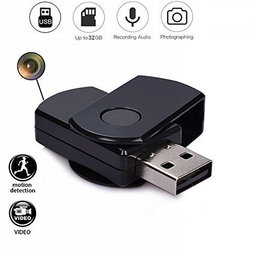 Este llavero es un verdadero concentrado de tecnologías. Bajo su apariencia de memoria USB con giro de 360°, alberga una cámara HD en formato cabeza de alfiler y un micrófono.De aspecto, parece simplemente un pen drive, o memoria USB. La grabación se...