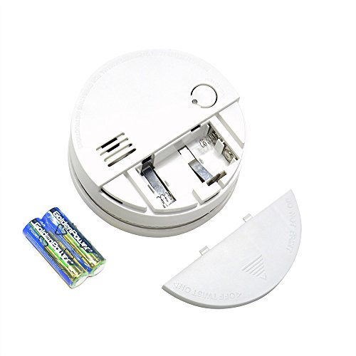 Kohlenmonoxidmelder CO Melder CO Alarm & Rauchmelder Feuermelder Brandmelder mit Elektrochemischem Sensor - 6