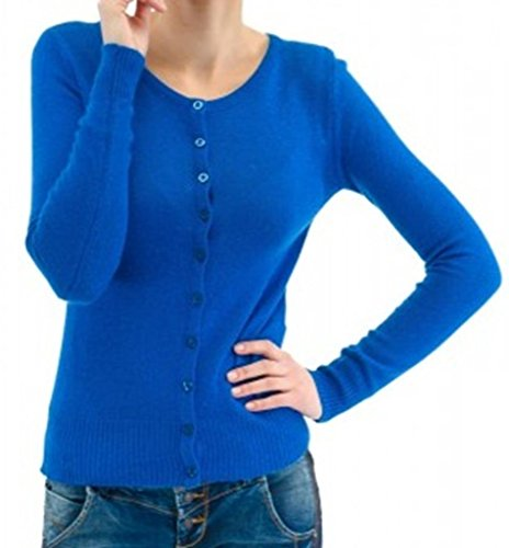 LTB Jeans -  Gilet  - Donna blu Small
