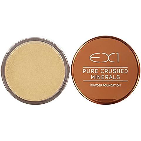 EX1 Cosmetics, Fondotinta compatto in polvere minerale, N. M100