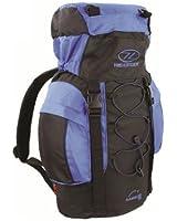 Highlander Unisex Rambler 33 Litre Rucksack Backpack Blue One Size