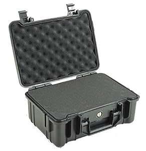 Mallette QualiPro rigide XL pour caméra Gopro, APN et camescopes (Dim: 390x285x120mm)