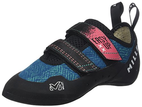 MILLET LD Easy Up, Scarpe da Arrampicata Donna, Blu (Pool Blue 000), 37 1/3 EU