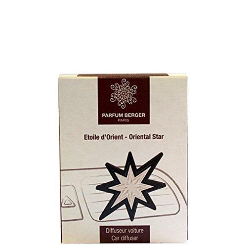 Preisvergleich Produktbild Duftender Stern Autoduft Stern des Orients / Étoile d'Orient von Lampe Berger