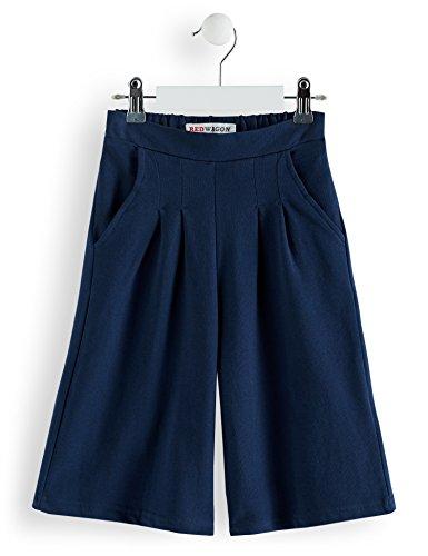RED WAGON RED WAGON Mädchen Hose Culottes, Blau (Navy), 104 (Herstellergröße: 4 Jahre)
