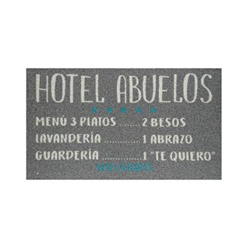 koko doormats Felpudo Lavable Nylon - Hotel Abuelos