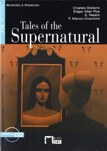 Tales Of Supernatural+cd (b1.2) (Black Cat. reading And Training)