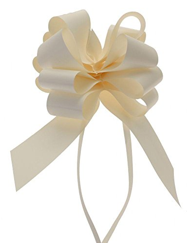 b41673238 Wedding car ribbon and bows the best Amazon price in SaveMoney.es
