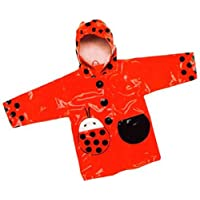 Kidorable Ladybird Raincoat Small 3-4 Years