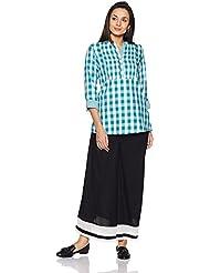 Amazon Brand- Myx Women's Workwear Short Kurta