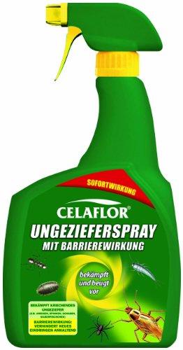 Celaflor  Ungezieferspray mit Barrierewirkung - 800ml