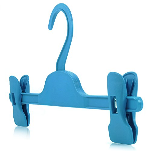 HANGERWORLD 20 Blue 28cm Plastic...