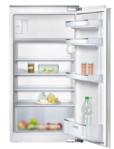 Siemens KI20LV60 iQ100 Einbau-Kühlschrank / A++ / Kühlteil: 151 L / Gefrierteil: 17 L / safetyGlass / ecoPlus / Flachschanier