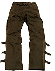 Kakadu Traders impermeables Cubrepantalón Walk de a de BOUT Pants, Unisex, color marrón, tamaño extra-large