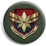 Official Merchandise Captain Marvel Military Badge
