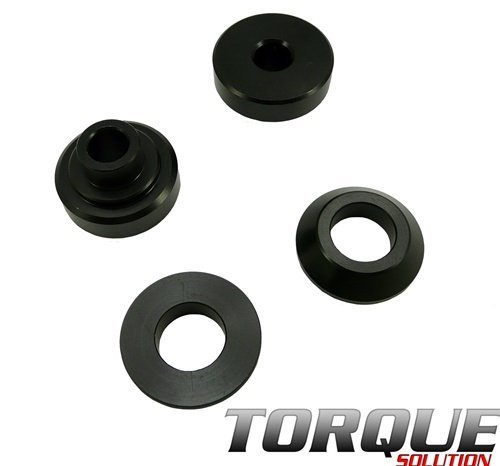 Torque Solution Drive Shaft Carrier Bearing Support Bushings: Subaru by Torque Solution