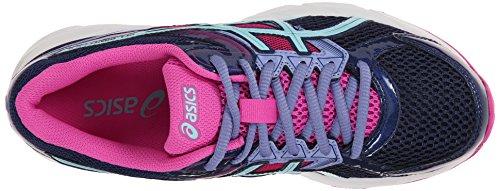 Asics Gel-Contend 3 Breit Maschenweite Laufschuh Indigo Blue/Aqua Splash/Pink Glow