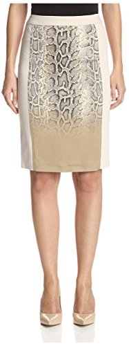 BASLER Women's Printed Skirt
