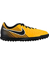 Nike JR.Mercurial X VORTEX III TF Astro Turf Scarpe sportive laser Arancione