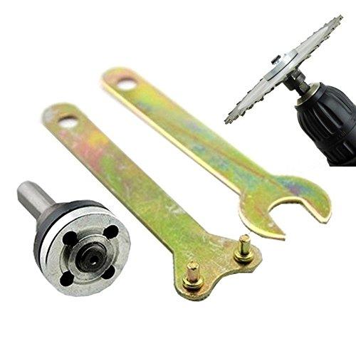 MA87 M10 Winkelschleifer 10mm Dorn Dorn Adapter für Schneidwerkzeug Zubehör Schaft (Snap Wallet Kleine)
