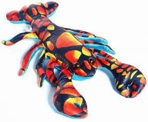 Small Sand Animal Lobster