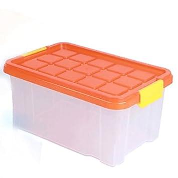Super Amazon.de: Aufbewahrungsbox, Kunststoffbox, mit Deckel, stapelbar  EY35