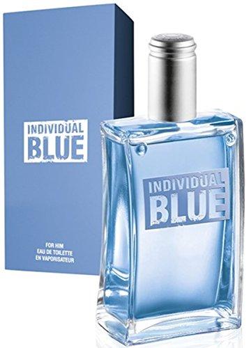 Avon Individual Blue Eau de Toilette für Him 100 ml -