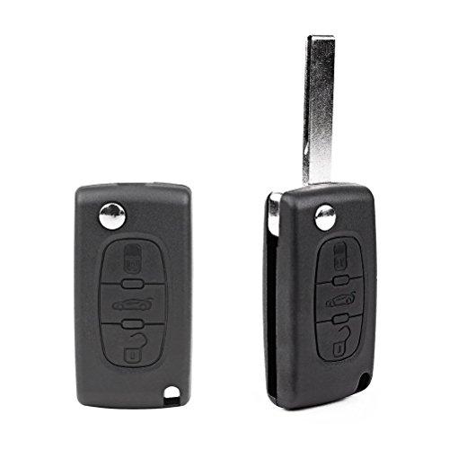foxnovo-ricambio-portatile-3-pulsanti-remoto-entrata-keyless-pieghevole-flip-shell-chiave-fob-cover-