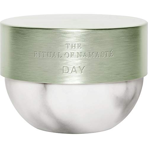 RITUALS The Ritual of Namasté Calming Tagescreme Sensitive Collection,1er Pack (1 x 50 ml) - Sensitive Tagescreme