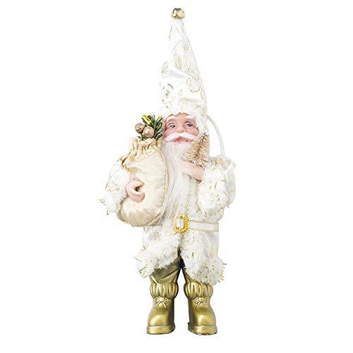 Zoom IMG-1 aheadad christmas santa claus doll