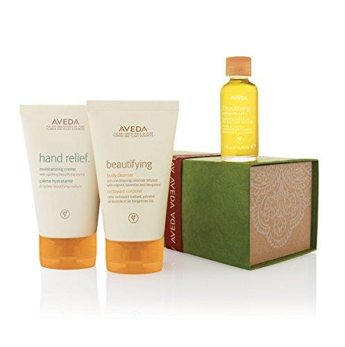 AVEDA A Gift Of Uplifting Moments Geschenk-Set für trockene Haut