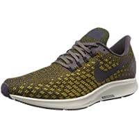 Nike Air Zoom Pegasus 35, Zapatillas de Running Unisex Adulto, Gris, 44 EU