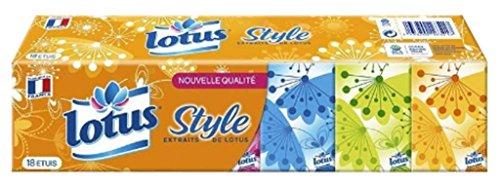 Lotus Style Lotus compact-Art-taschentücher 18 fälle (los 3) (Ipod-fall 3.)